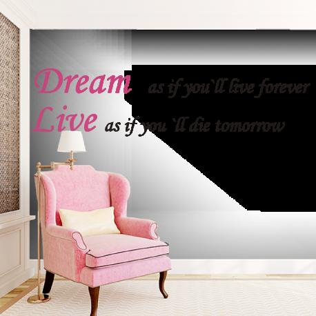 Dream, Live