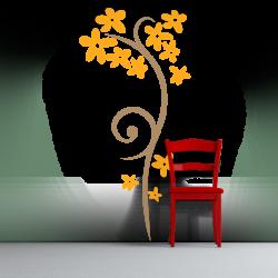 Cvetoča roža