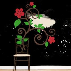 Dekorativna roža