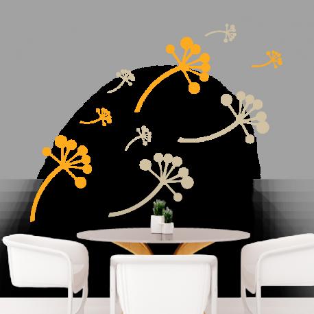 Lolipop flowers