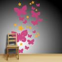 Zvezdice in metuljčki