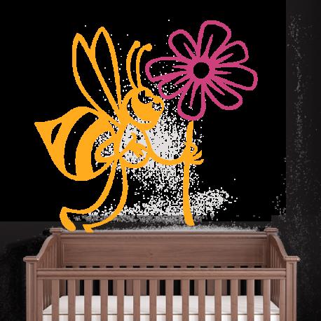 Prijazna čebela