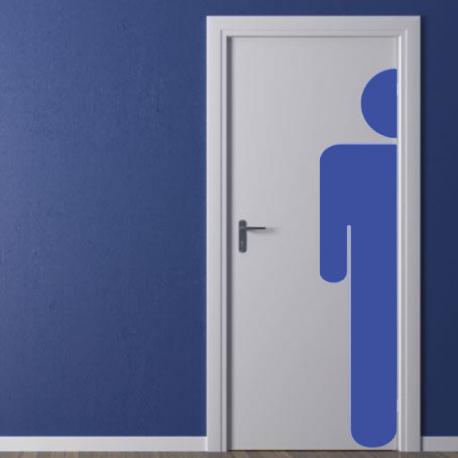 WC moški