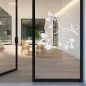 Glass Flower Design