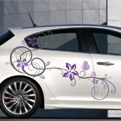 Color car design 1