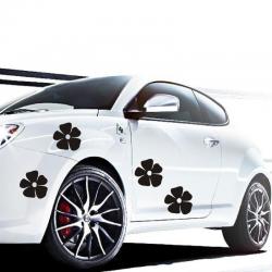Car flower