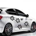 Car flower power