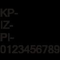 Registracijska označba 4